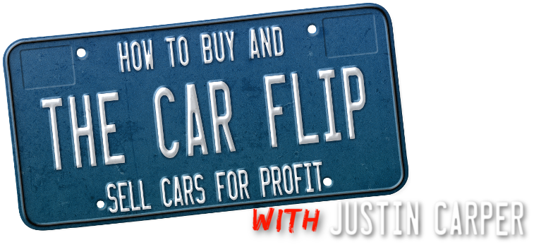 Can You Flip Cars For Profit